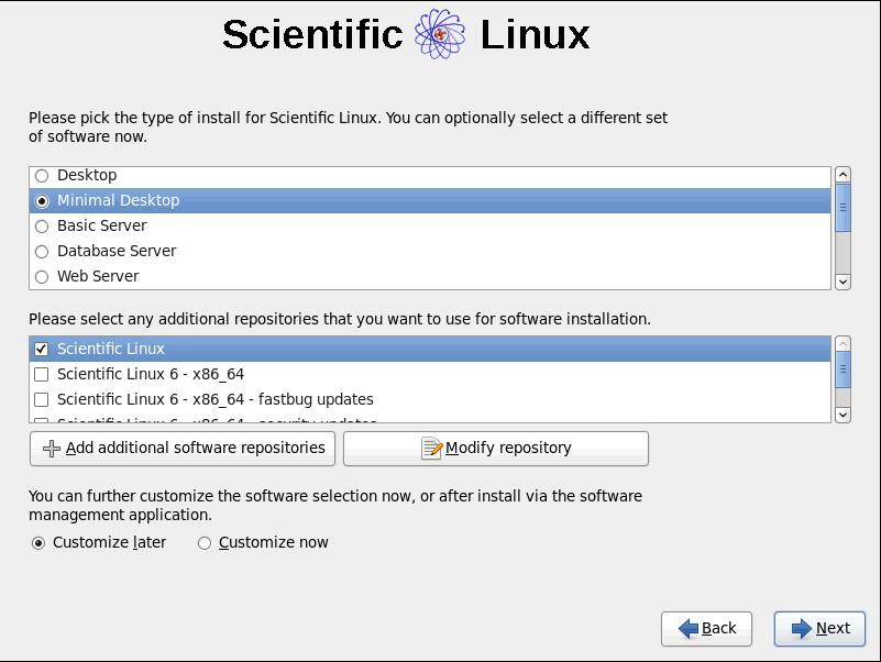 scientific linux 6